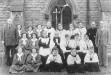 The Church Choir in 1953
