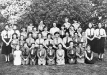 Ranger Guides and Brownies 1950