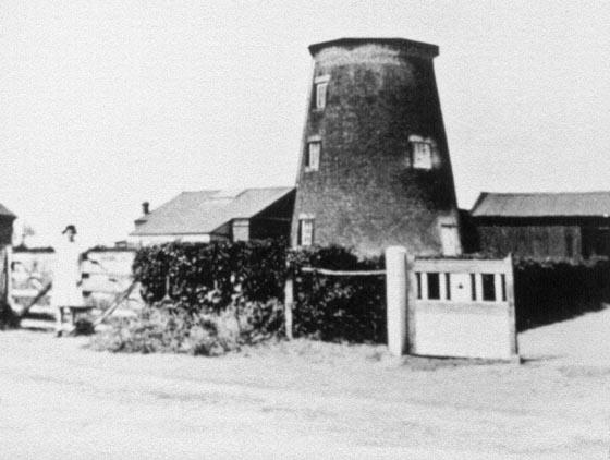 Whitehead's Mill
