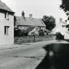 Cottages on Southwell Rd now demolished