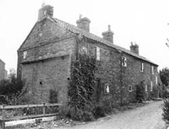 Cottages in Tippings Lane