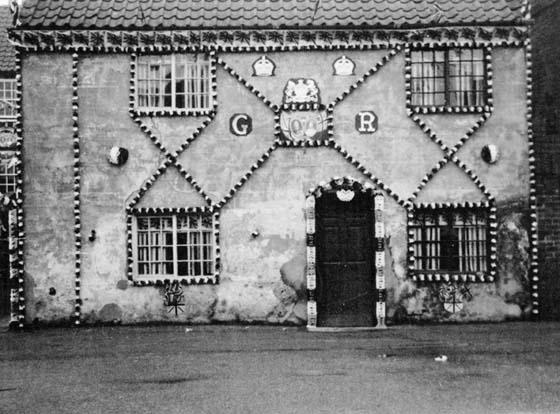 Decoration for George V Coronation