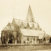 The Church after Rebuild 1862