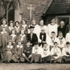 The Church Choir 1958