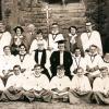 The Church Choir in 1959