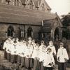 The Church Choir in 1973