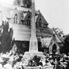 Church - Dedicating War Memorial 1920