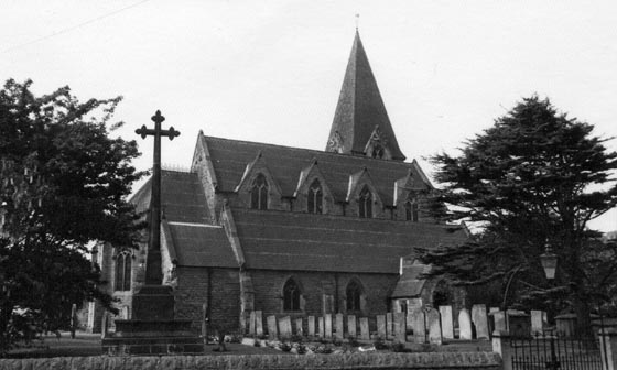 The Church in 1972
