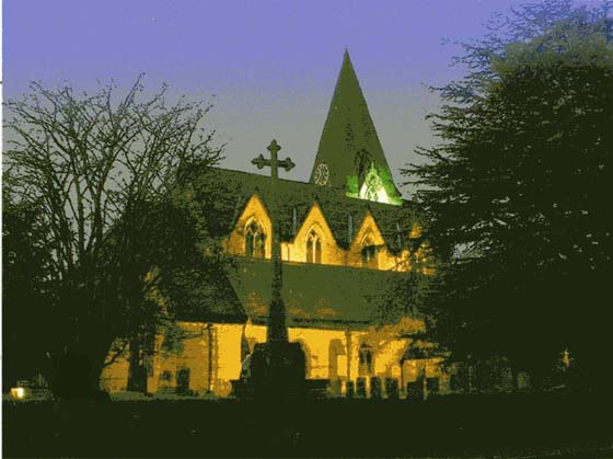 The Church Floodlights