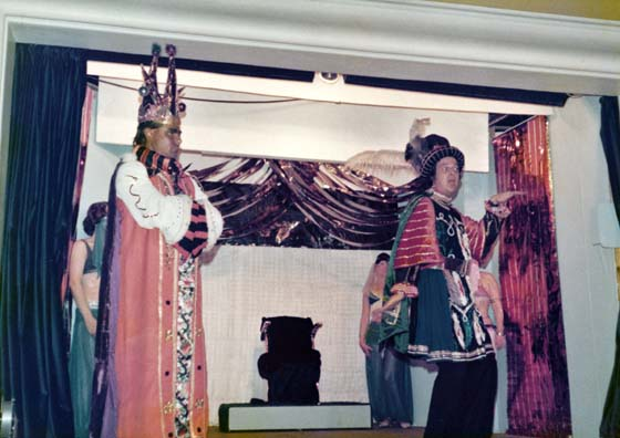F.A.D.S Production of Aladdin 1980s