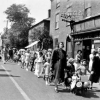 Fancy Dress parade in the 1940's