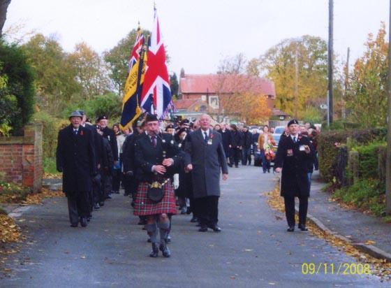 Rememberance Day Parade