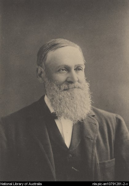 Augustus Charles Gregory-1890