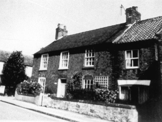 Cottages on New Hill