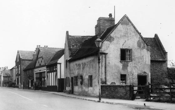 The Old Co.op and cottages