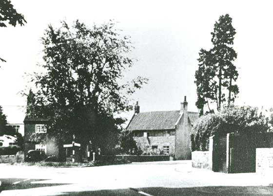 The Village Green 1950s
