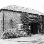Barn at Manor Farm with Mr Cheetham