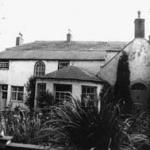 Burgess House from Garden
