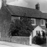 Burleigh Cottage New Hill 1980s