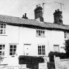 Cottages on Chapel Lane 1970s