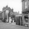 Garage and Post Office Main street 1960s