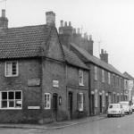 Shoe Repairers shop main St Quaker lane 1960s