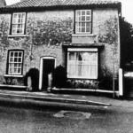 Wheatsheaf Cottage Main Street 1970s