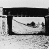 The Railway Bridge on Broomfield Lane 1900s