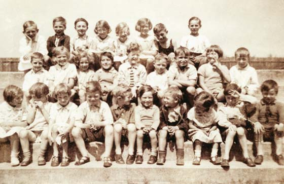 Church School Group 1942