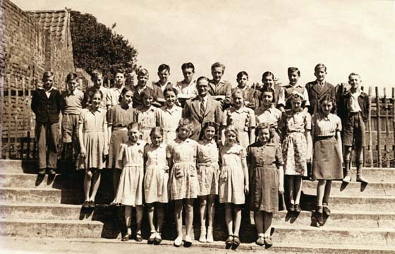 Church School Group 1948-9