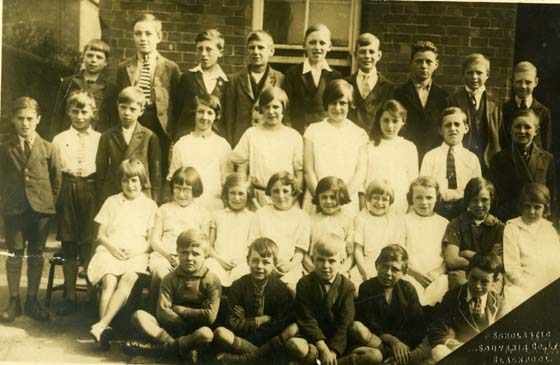 Methodist School Group
