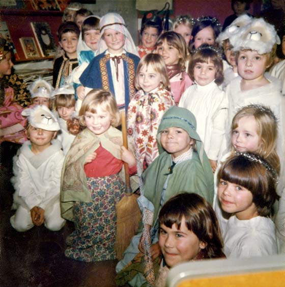 W.D.Primary Nativity Play 1980