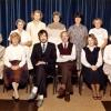 Church School Staff 1980s