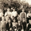 Wesleyn School cricket team 1940s