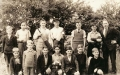 Wesleyn School cricket team 1940s