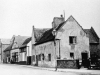 Co-op Main Street  Cottages now demolished 1920-30
