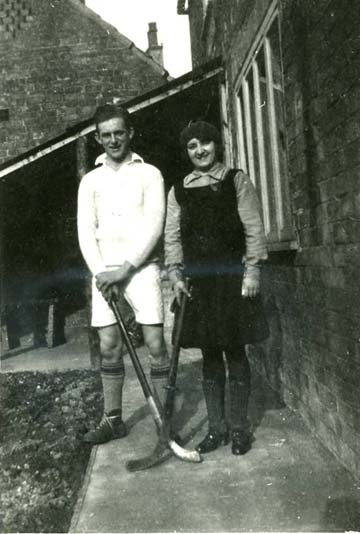 George and Vera Ricketts