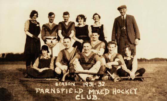 Mixed Hockey Club