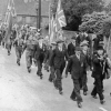 The British Legion Parade 1940s