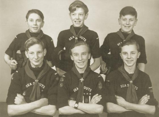 Sea Scouts 1950s