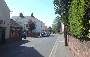 Farnsfield Main Street